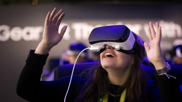 virtual reality popularity