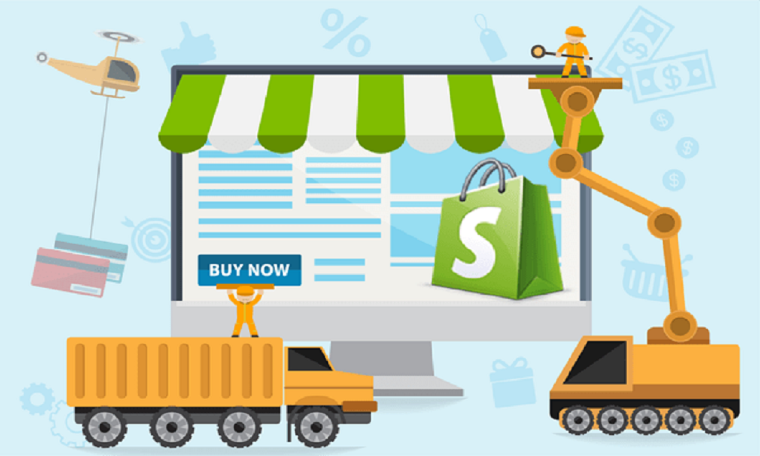 TechIndia Software- A One-Stop Shop For Shopify Web Development Services