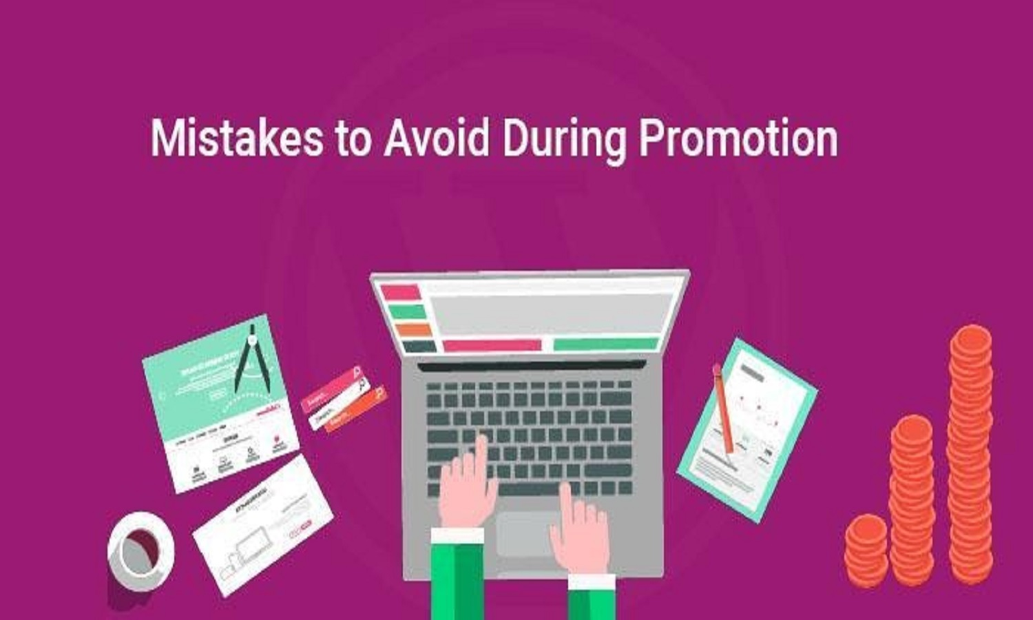 Top Mistakes to Avoid During Promotion of Your WordPress Design Business in 2020