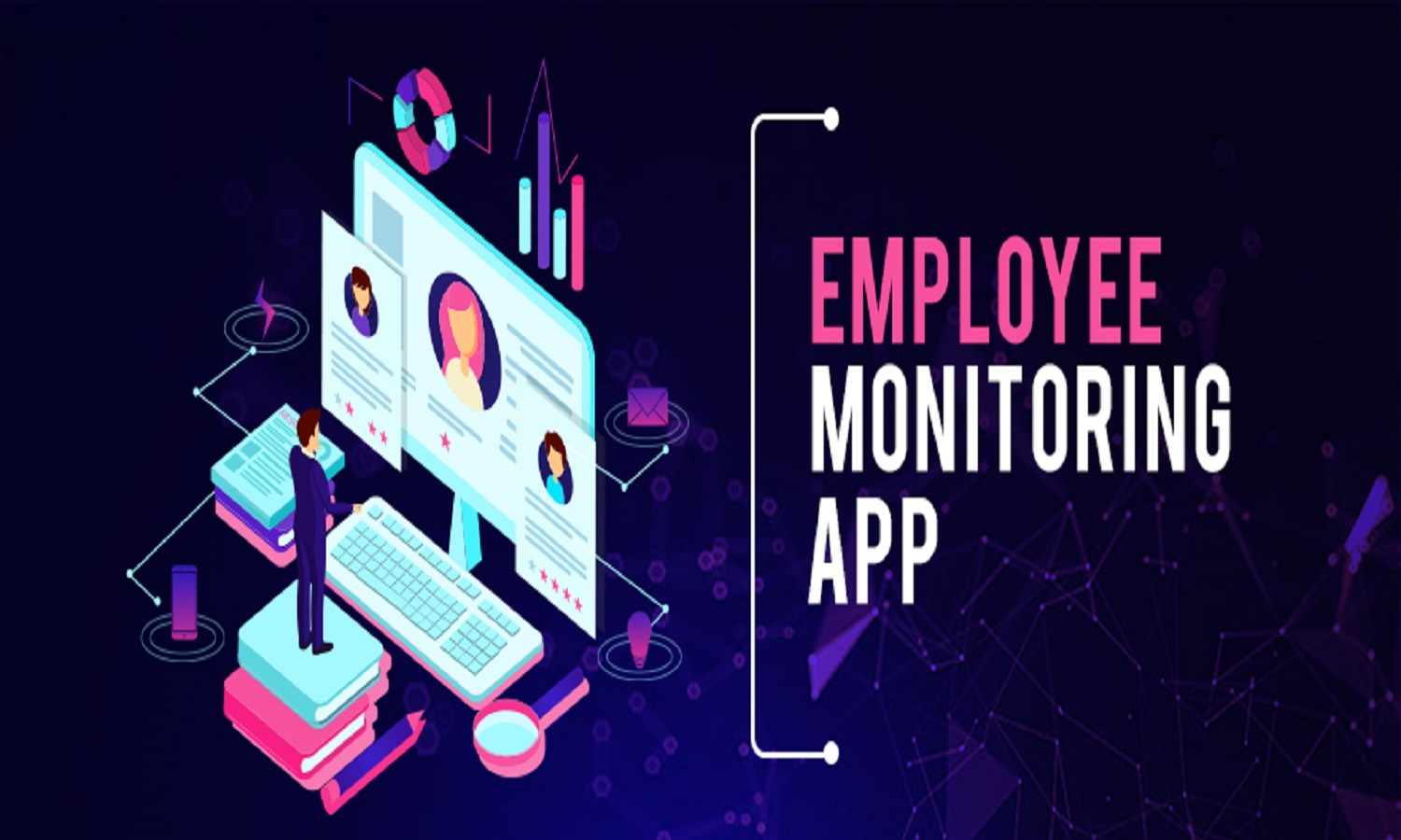 How you can check the activities of your employees in working hours?