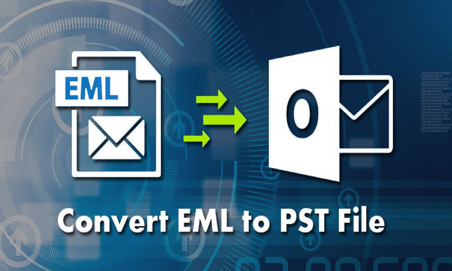 What is the Best Way to Convert EML Files to MS Outlook PST?