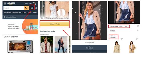 Amazon's StyleSnap