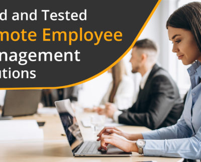 Employee management solutions