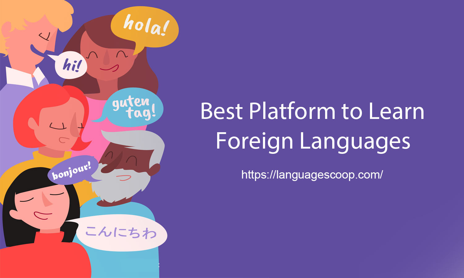 Best Platform to Learn Foreign Languages