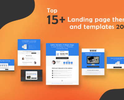 List-of-15+-Landing-page-themes-and-templates