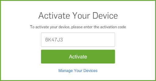 Hulu Activation Code