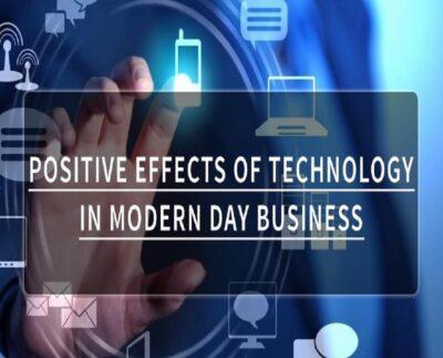 Technology In Modern Business
