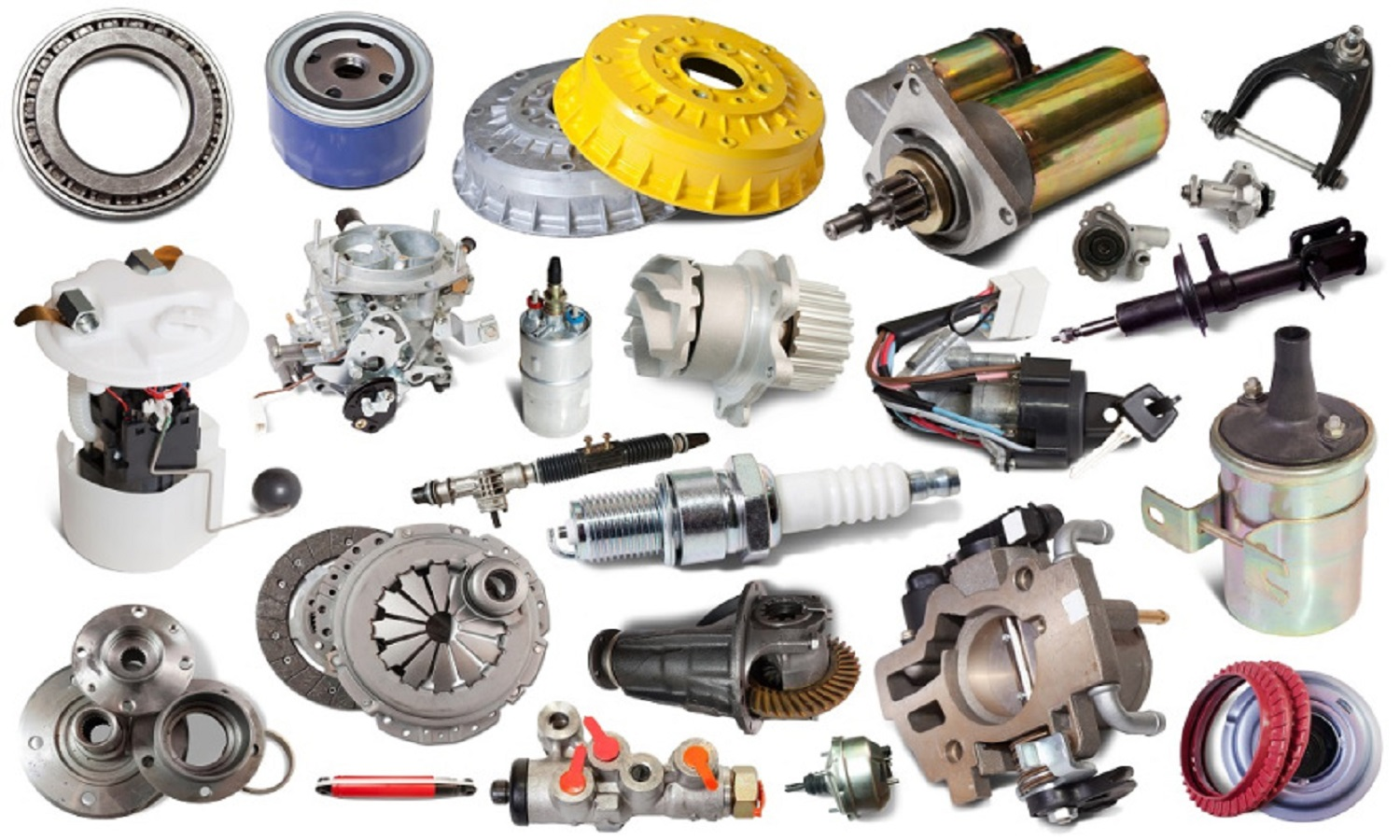 Things You Ought To Know While Purchasing Car Parts