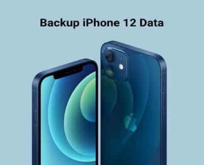 Backup iPhone 12 Data