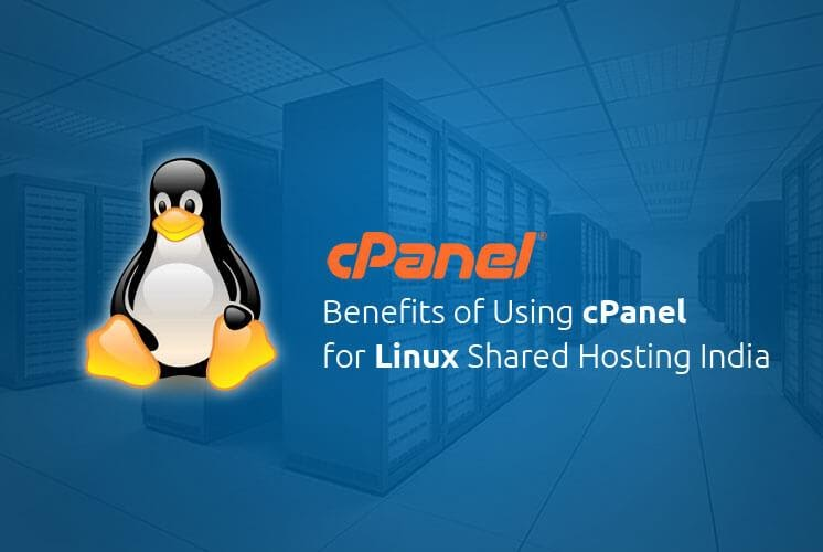 Benefits of using cPanel for Linux Shared Hosting