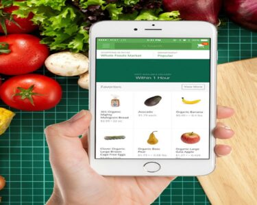 Startup an Online Grocery Store Through an App