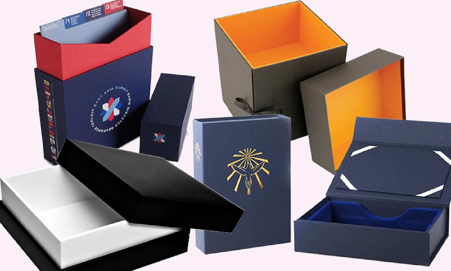 Top 5 Benefits Of Collapsible Rigid Boxes For Retailers