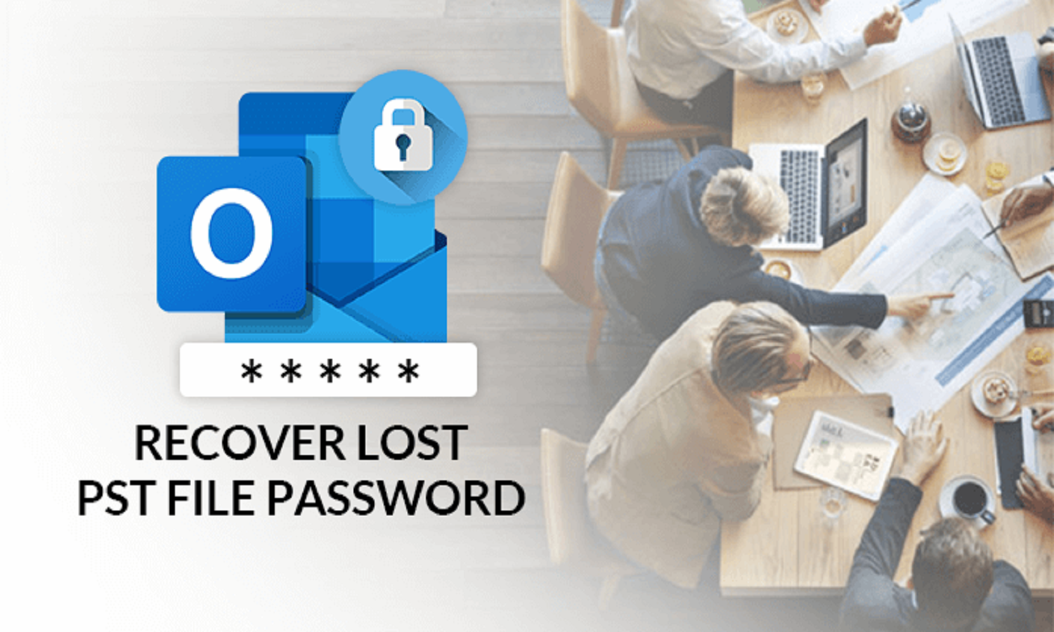 How To Recover Lost Outlook Data File Password?