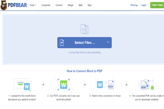 Ways To Convert Your Microsoft Word Files To PDF