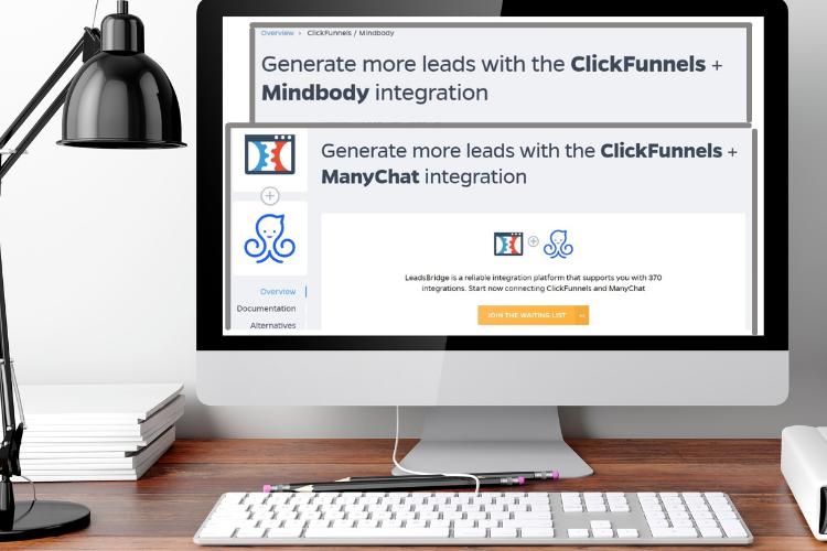 Clickfunnel Integeration