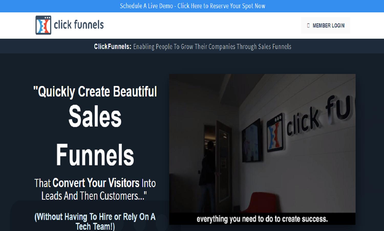 ClickFunnels Vs. 10-Minutes Funnel
