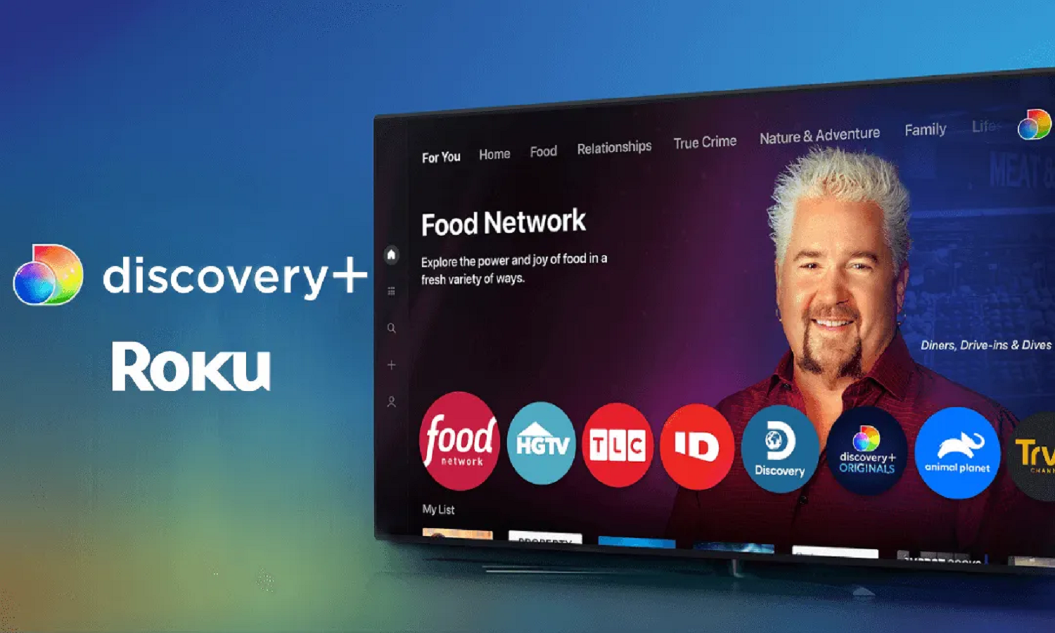 Lean How to Add & Watch Discovery Plus on Roku